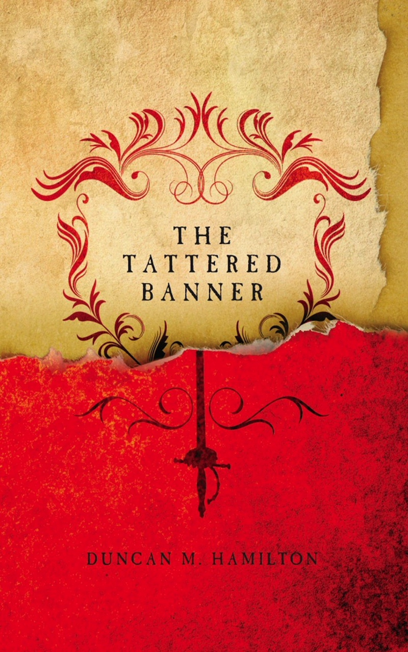 The Tattered Banner by Duncan M. Hamilton