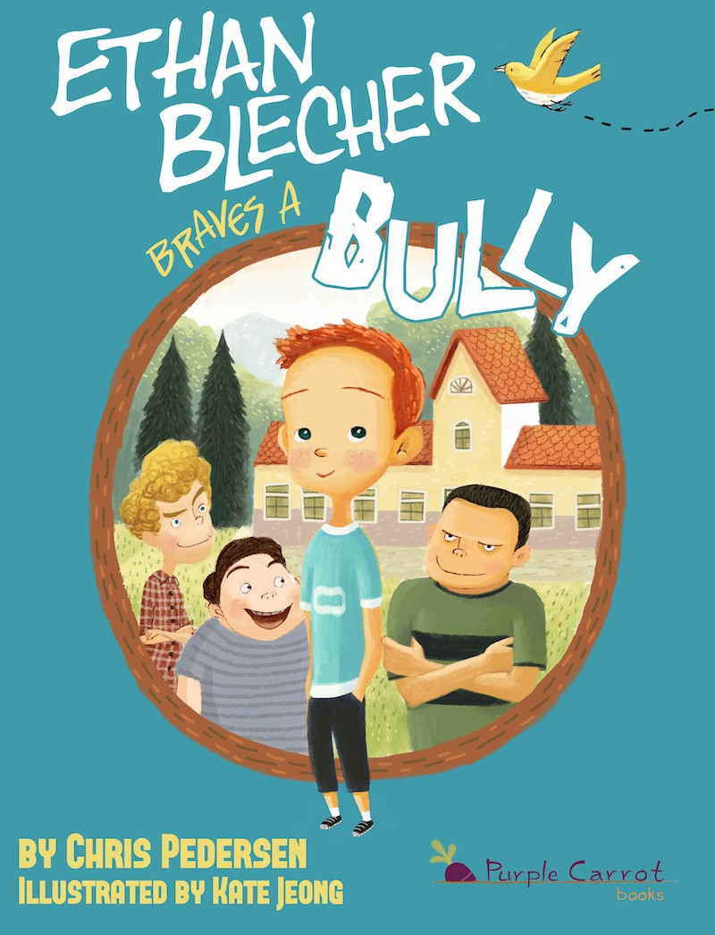 Ethan Blecher Braves a Bully by Chris Pedersen