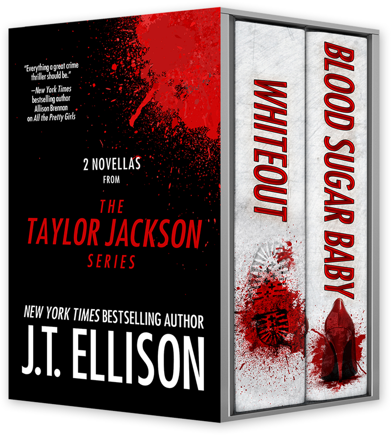 Box Set of 2 Novellas from the Taylor Jackson Series