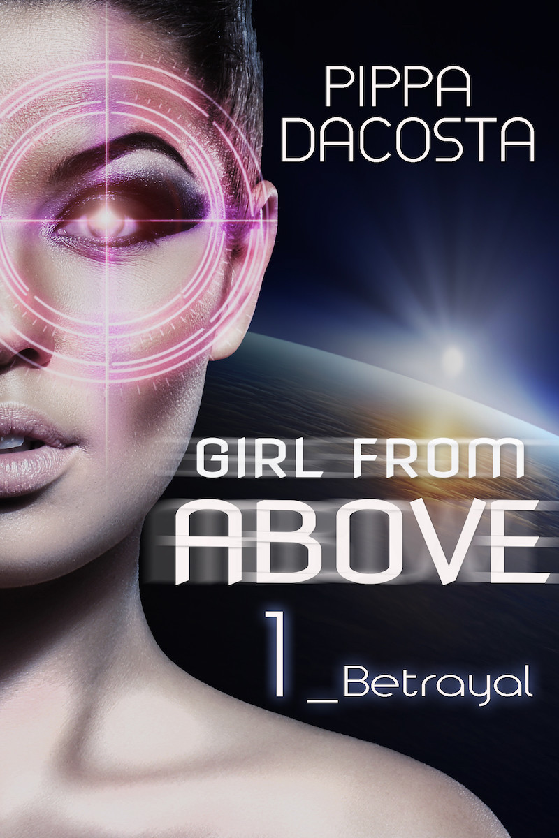 Girl from Above by Pippa DaCosta