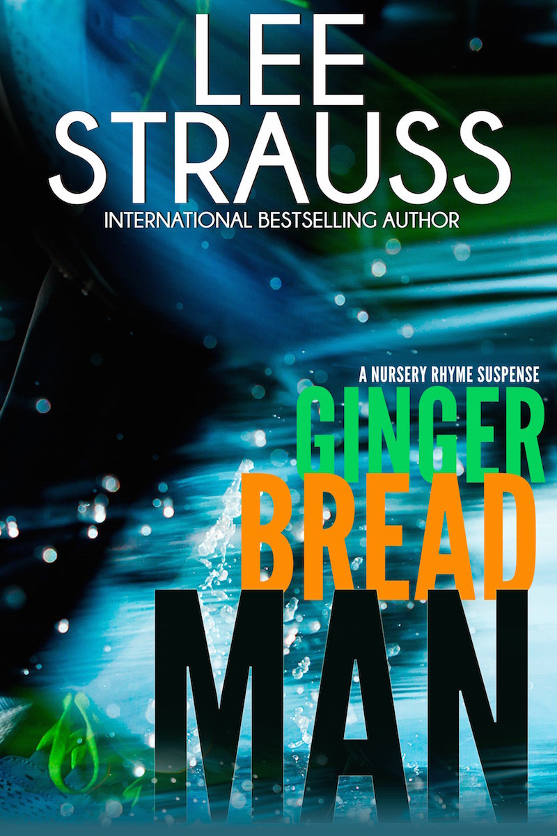 Gingerbread Man by Lee Strauss